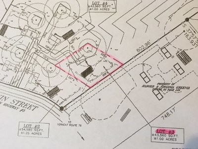 Highgate Residential Lots & Land For Sale: Lot 3 Maizefield Drive