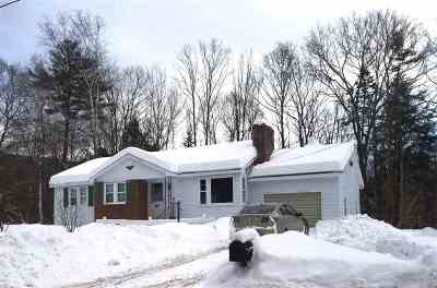 Lincoln NH Single Family Home For Sale: $209,900