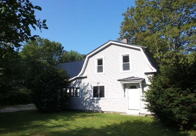 Loudon Single Family Home Active Under Contract: 961 Route 129 Route