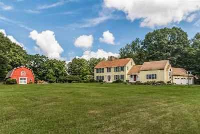 New Boston Single Family Home For Sale: 448 Clark Hill Road