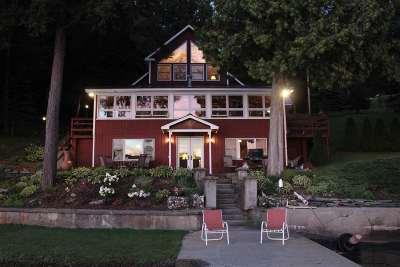 Castleton Single Family Home For Sale: 280 Vincent Eagan Road