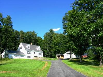 Bath Single Family Home Active Under Contract: 241 Porter Road
