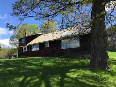 Single Family Home For Sale: 617 Sheldon Brook Rd.