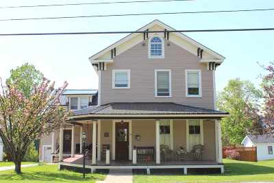 St. Albans City VT Single Family Home For Sale: $378,000