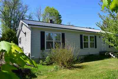 Lancaster Single Family Home Active Under Contract: 76 Mechanic Street