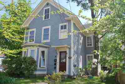 Milford Multi Family Home Active Under Contract: 359 Nashua Street