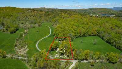 Westford Residential Lots & Land For Sale: Lot 7 Blackberry Lane #7