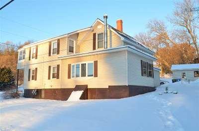 Colchester Multi Family Home For Sale: 2787 Malletts Bay Avenue