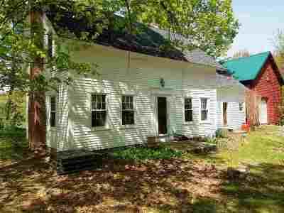 Francestown Single Family Home For Sale: 62 Clarkville Road
