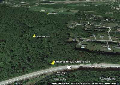 Gilford Residential Lots & Land For Sale: 620 Gilford Avenue