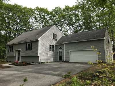 Concord Single Family Home Active Under Contract: 107 Penacook Street