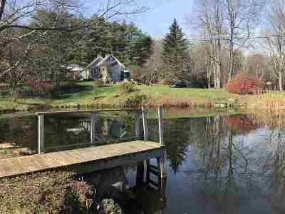 Hartland Single Family Home For Sale: 2 Walker Cemetery Trail