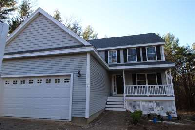 York Single Family Home For Sale: 9 Whittier Way