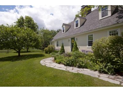 Single Family Home For Sale: 179 Upper Turnpike Road