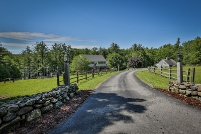 Henniker Single Family Home For Sale: 186 French Pond Road