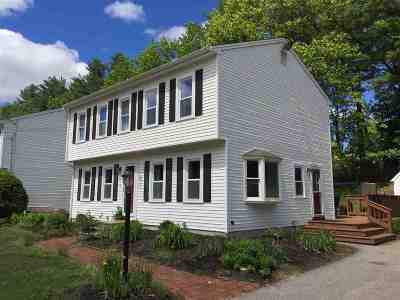 Hudson Single Family Home Active Under Contract: 8 Linden Street
