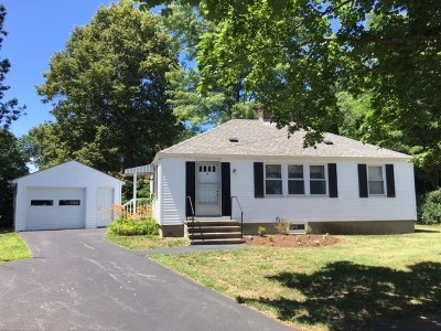 Portsmouth NH Single Family Home For Sale: $299,000