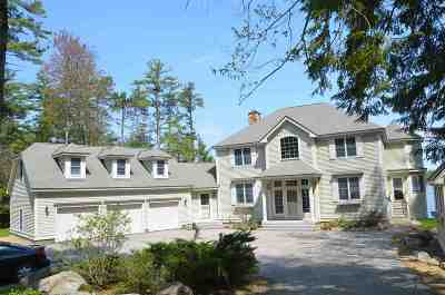 Gilford Single Family Home For Sale: 342 Edgewater Drive