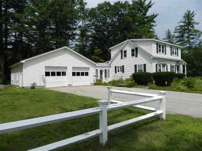 Concord NH Single Family Home For Sale: $239,900