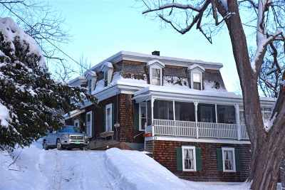 Montpelier Single Family Home Active Under Contract: 23 Winter Street