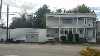 Goffstown Multi Family Home For Sale: 560 Rockland Avenue