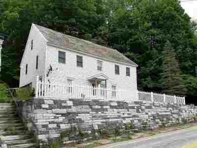 Pawlet Single Family Home For Sale: 5807 Route 30 South Route