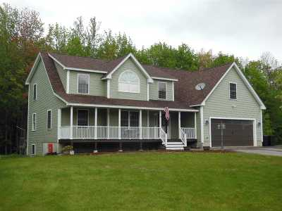 Laconia Single Family Home For Sale: 39 Reagan Way