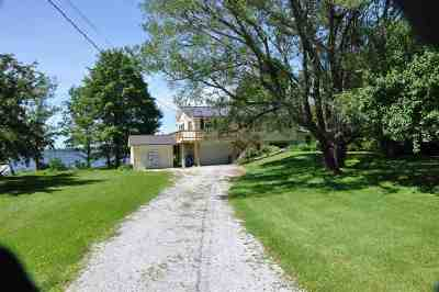 Swanton Single Family Home For Sale: 192 Hog Island Road