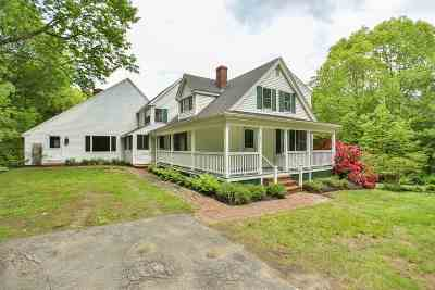 North Hampton Single Family Home Active Under Contract: 187 Atlantic Avenue