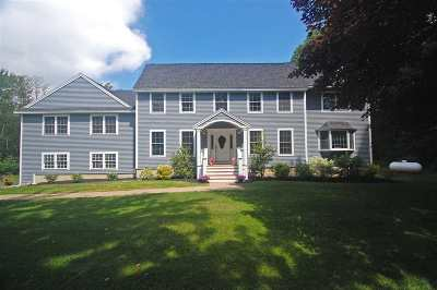 North Hampton Single Family Home For Sale: 6 Woodland Road