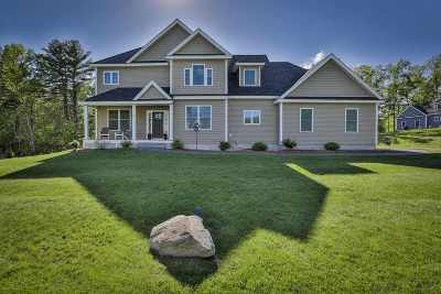 Salem Single Family Home Active Under Contract: 63 Silver Brook Road