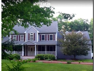 Goffstown Single Family Home For Sale: 395 Wallace Road