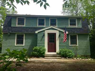 Littleton Single Family Home Active Under Contract: 2100 Manns Hill Road