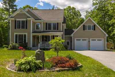 Epsom Single Family Home Active Under Contract: 99 Copperline Drive