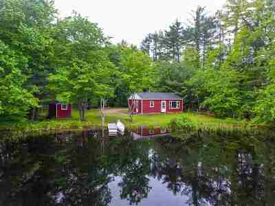 Epsom Single Family Home Active Under Contract: 1195 Suncook Valley Highway
