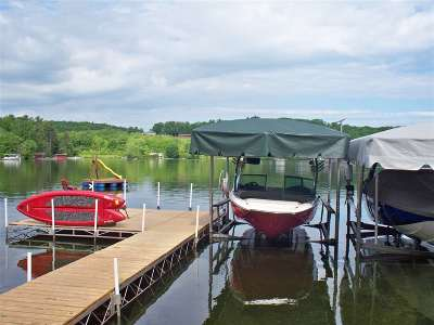 Castleton Single Family Home For Sale: 408 Burke Road