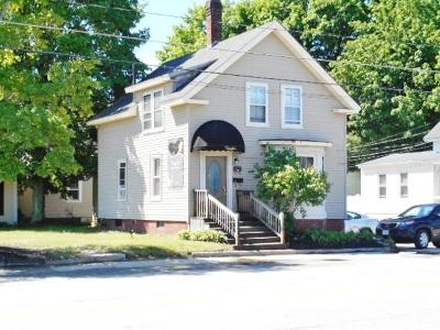 Rochester Multi Family Home For Sale: 15 Summer Street