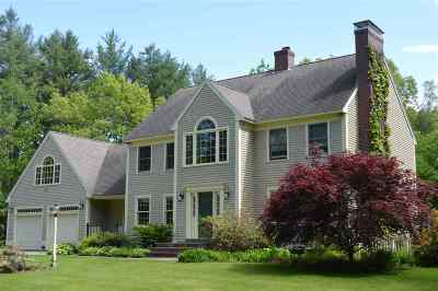 Hampton Falls Single Family Home For Sale: 12 Evergreen Road