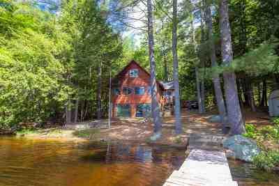 Barrington Single Family Home For Sale: 651 McDaniel Shore Drive