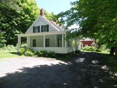 Calais Single Family Home For Sale: 32 West County Road