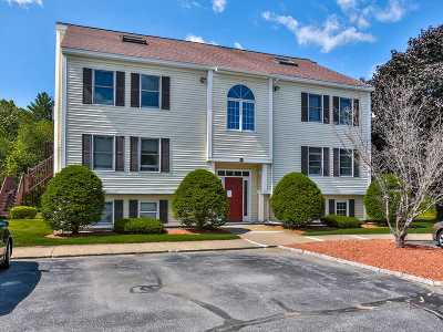 Amherst Condo/Townhouse Active Under Contract: 7 Corduroy Road #23