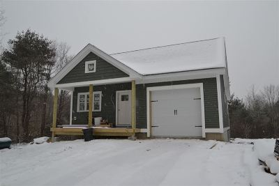 Kittery Single Family Home Active Under Contract: Lot 3 Adams Road #3