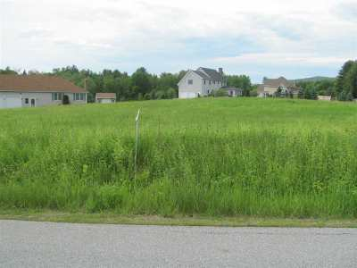 Rutland Town Residential Lots & Land For Sale: Grover Drive #37