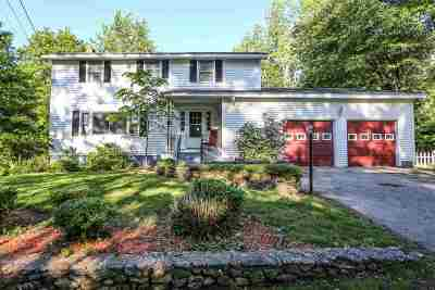 Goffstown Single Family Home For Sale: 19 Worthley Hill Road