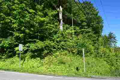 Middlebury Residential Lots & Land For Sale: Halladay/Route 7