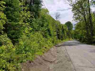 Bethlehem Residential Lots & Land For Sale: Route 302 & Parker Road