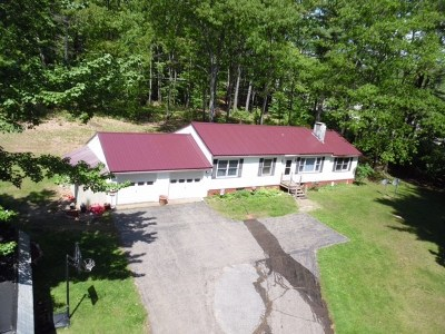 Tilton Single Family Home For Sale: 770 Laconia Road