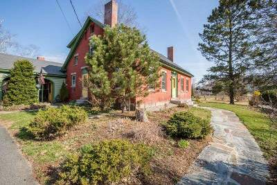 Orford Single Family Home For Sale: 833 Nh Route 10