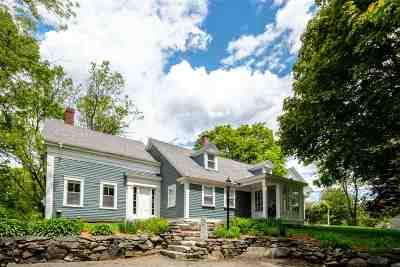 Kittery Single Family Home For Sale: 155 Pepperrell Road