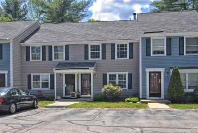 Merrimack Condo/Townhouse Active Under Contract: 38 Donovan Court